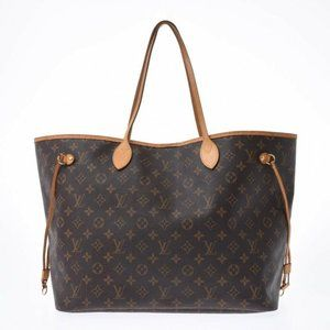 Louis Vuitton Neverfull Neo Gm Brown Monogram